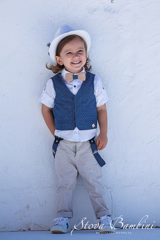 Stova Bambini · Λεπτομέρειες προϊόντος · Βαπτιστικά ρούχα Stova Bambini 536d9348fd5