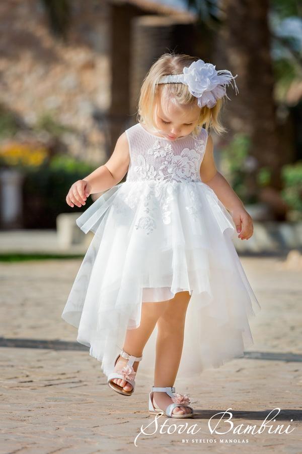 e5a6132464a6 Βαπτιστικά ρούχα Stova Bambini G06