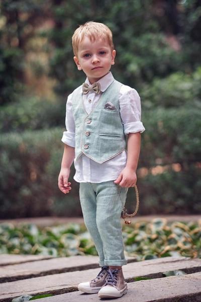 Βαπτιστικά ρούχα Designers Cat ROMANO ΣΕΤ 7 ΤΕΜ.